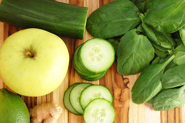 cucumber smoothie ingredients