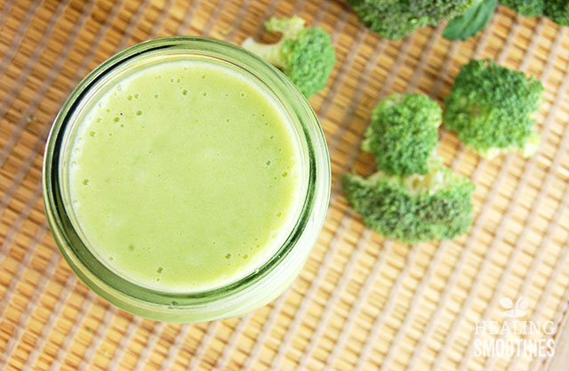 Broccoli Smoothie Recipe