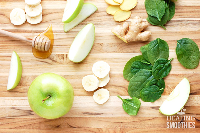 Weight loss smoothie ingredients